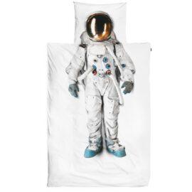 113423-3 SNURK Sängkläder - Astronaut