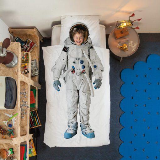 113423 SNURK Sängkläder - Astronaut