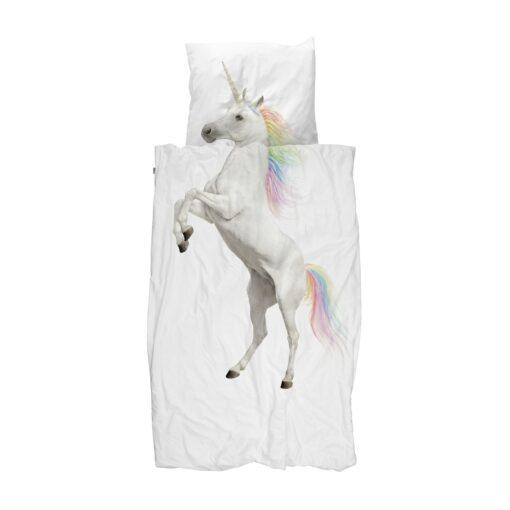 113424-2 SNURK Sängkläder - Unicorn