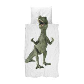 113425-1 SNURK Sängkläder - Dinosaurie Rex