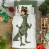 113425-6 SNURK Sängkläder - Dinosaurie Rex