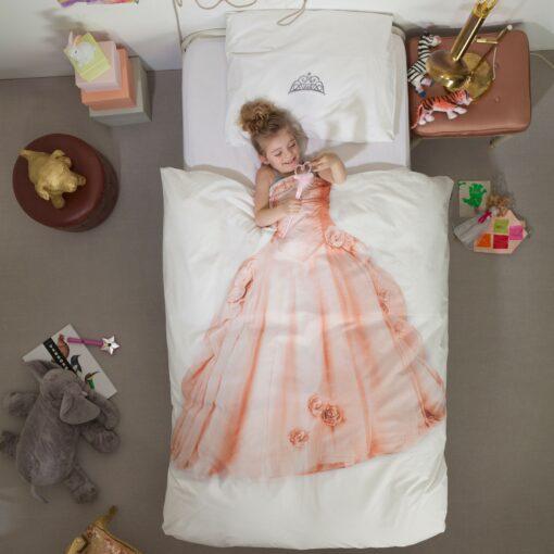 113426-1 SNURK Sängkläder - Prinsessa