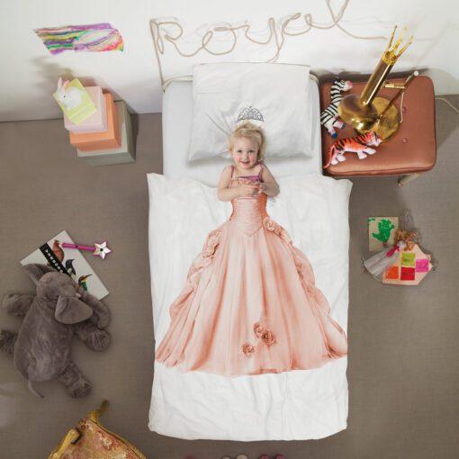 113426 SNURK Sängkläder - Prinsessa