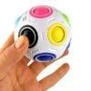 113429-2 Rainbow Puzzle Ball Fidget Toy