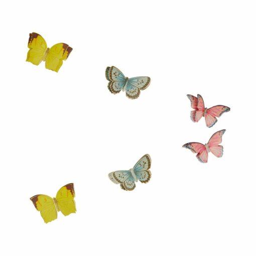 113447-1 Talking Tables Girlang Mini Fjärilar Liten Älva - Truly Fairy