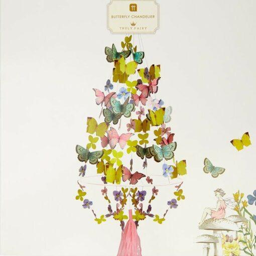 113449-1 Talking Tables Hängande Dekoration Liten Älva - Truly Fairy