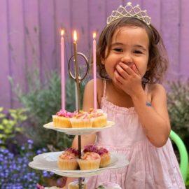 113451 Talking Tables Stav och Tiara Set Liten Älva - Truly Fairy