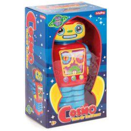 113456-1 Schylling Cosmo Mekanisk Retro-Robot i Plåt