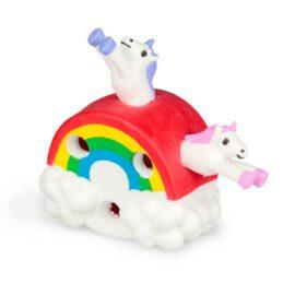 113466 Fidget Toy Stretchy Unicorn Regnbåge2