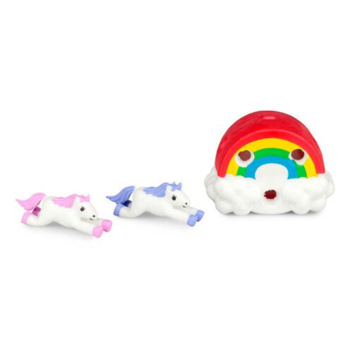 113466 Fidget Toy Stretchy Unicorn Regnbåge5