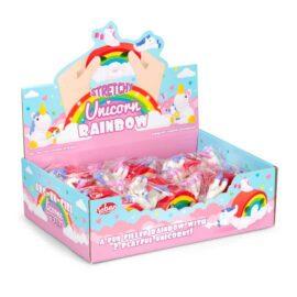 113466 Fidget Toy Stretchy Unicorn Regnbåge7