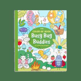 113539 OOLY Målarbok Busy Bug Buddies