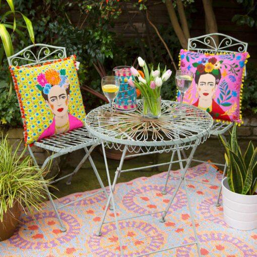 Talking Tables Prydnadskudde Boho Tassel Frida Kahlo™
