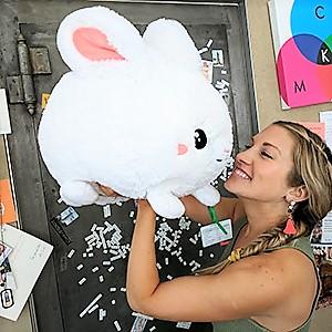 113440 Big Squishable Classic Fluffy Bunny - 38 cm
