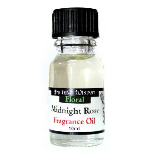 111712 Ancient Wisdom Doftolja för DIY & Aromaterapi 10 ml Midnight Rose