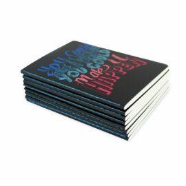 113583 OOLY Anteckningsbok Pocket Pal Journals Quotations - Set om 8