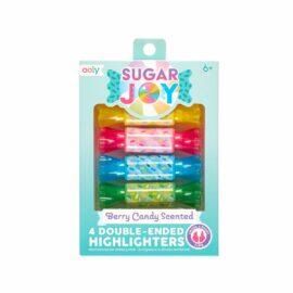 113584 OOLY Luktpennor, Highlighters Duo med Frukdoft Sugar Joy - Set om 41