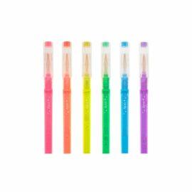 113588 OOLY Överstrykningspennor, Highlighters Oh My Glitter Neon - Set om 61