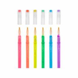 113588 OOLY Överstrykningspennor, Highlighters Oh My Glitter Neon - Set om 62