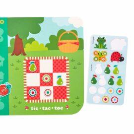 113592 OOLY Aktivitets Kit med Flyttbara Klistermärken Play Again Mini Sunshine Garden4