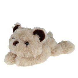 Tinka Fluffigt Pennfodral i Plysch Teddybjörn