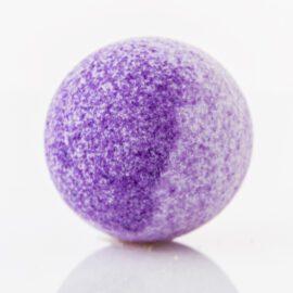 Badbomb Funky Bath Lavendel dia 6 cm 125 g