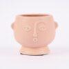 Sass & Belle Minikruka Abstrakt Ansikte – Plaster & Clay