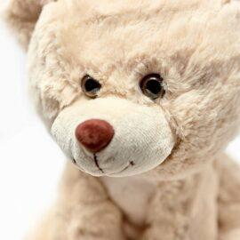 Molli Toys Gosedjur Stor Nallebjörn Elliot 60 cm