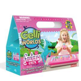Zimpli Kids Gelli Worlds Fantasy Big Pack