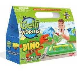Zimpli Kids Gelli Worlds Dino Big Pack