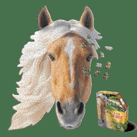 Madd Capp Pussel Kontur I Am Horse 550 bitar