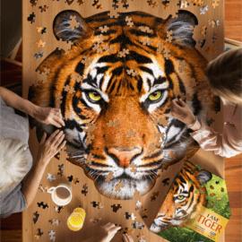 Madd Capp Pussel Kontur I Am Tiger 550 bitar