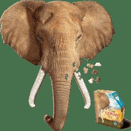 113747 Madd Capp Pussel Kontur I Am Elephant 700 bitar