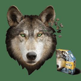 113755 Madd Capp Pussel Kontur I Am Wolf 550 bitar