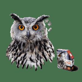 Madd Capp Pussel Kontur I Am Owl 300 bitar