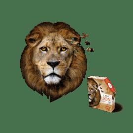 113759 Madd Capp Pussel Kontur I Am Lion 300 bitar