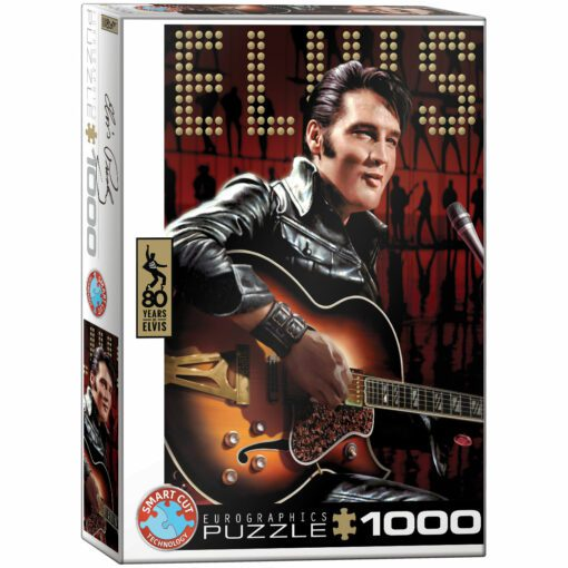 EuroGraphics Pussel Elvis Presley Comeback Special 1000 bitar