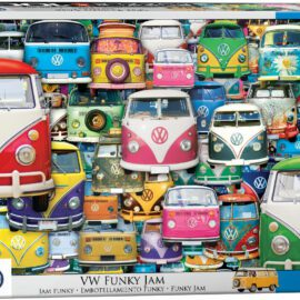 EuroGraphics Pussel VW Funky Jam 1000 bitar