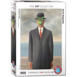 EuroGraphics Fine Art Pussel Son of Man 1000 bitar