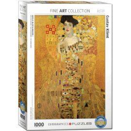 EuroGraphics Fine Art Pussel Adele Bloch-Bauer I 1000 bitar