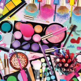 EuroGraphics Pussel Makeup Palette Tin 1000 bitar