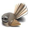 EUGY Pussel Fågel Pīwakawaka 3D-modell Kit