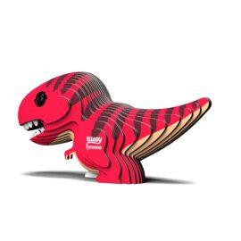113817 EUGY Pussel i 3D Dinosaurie Tyrannosaurus Rex