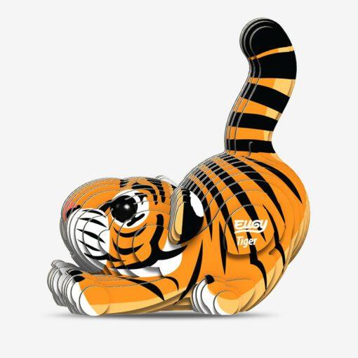 EUGY Pussel i 3D Tiger