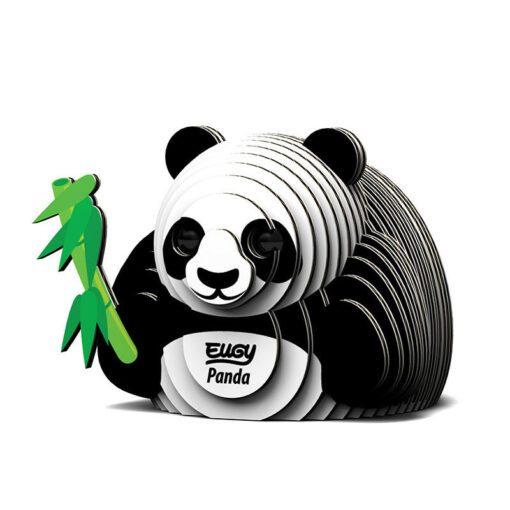 113821 EUGY Pussel i 3D Panda