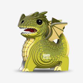EUGY Pussel i 3D Drake