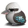 EUGY Pussel i 3D Kungsfiskare