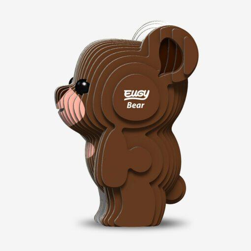 EUGY Pussel i 3D Björn