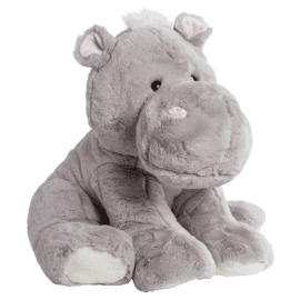 Molli Toys Gosedjur Stor Flodhäst Fatima 60 cm,