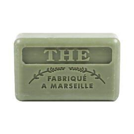 Savon de Marseille Äkta Fransk Naturtvål Te